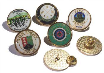 Custom Design premium round badge